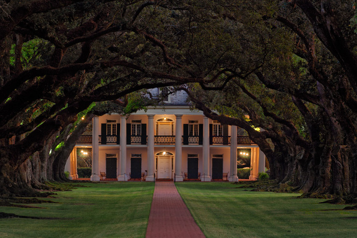 Oak Alley Plantation, Louisiana  2007